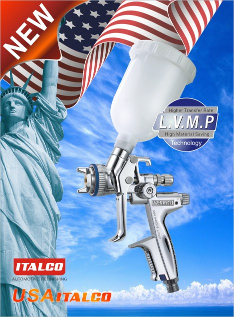 MINI H-4000 B L.V.M.P spray gun