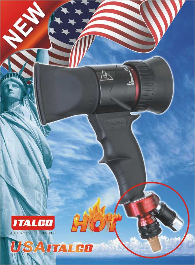 DRYING-B HOT AIR DRYING GUN