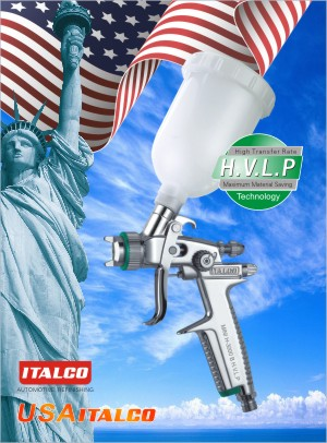 MINI H-3000 B H.V.L.P spray gun