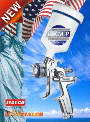NEW-3000 L.V.M.P  spray gun