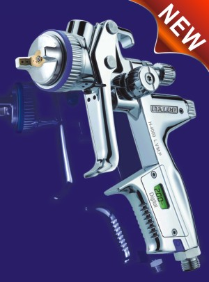 H-4000  L.V.M.P DIGITAL spray gun