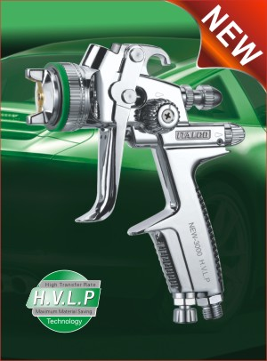 NEW-3000 H.V.L.P spray gun