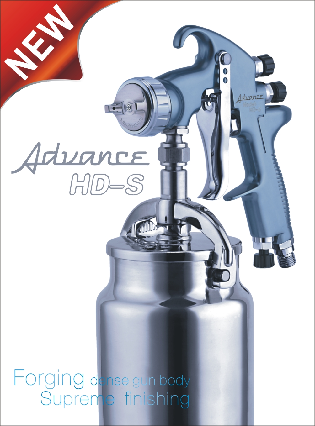 Advance-Hd-s  Pistola de pintura