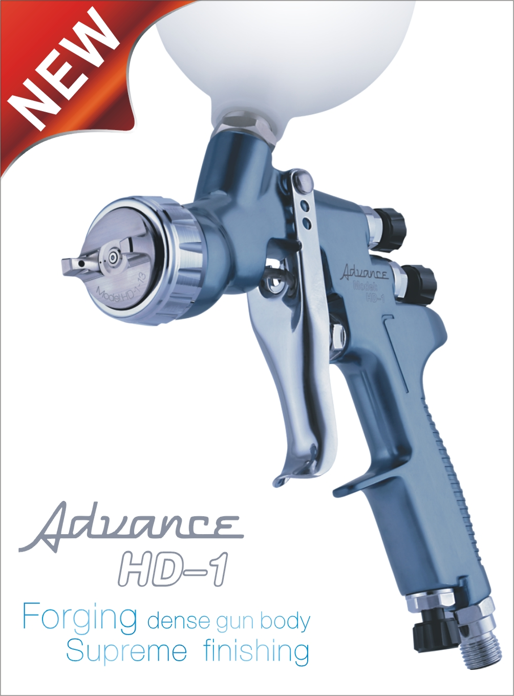 Advance-Hd Pistola de pintura