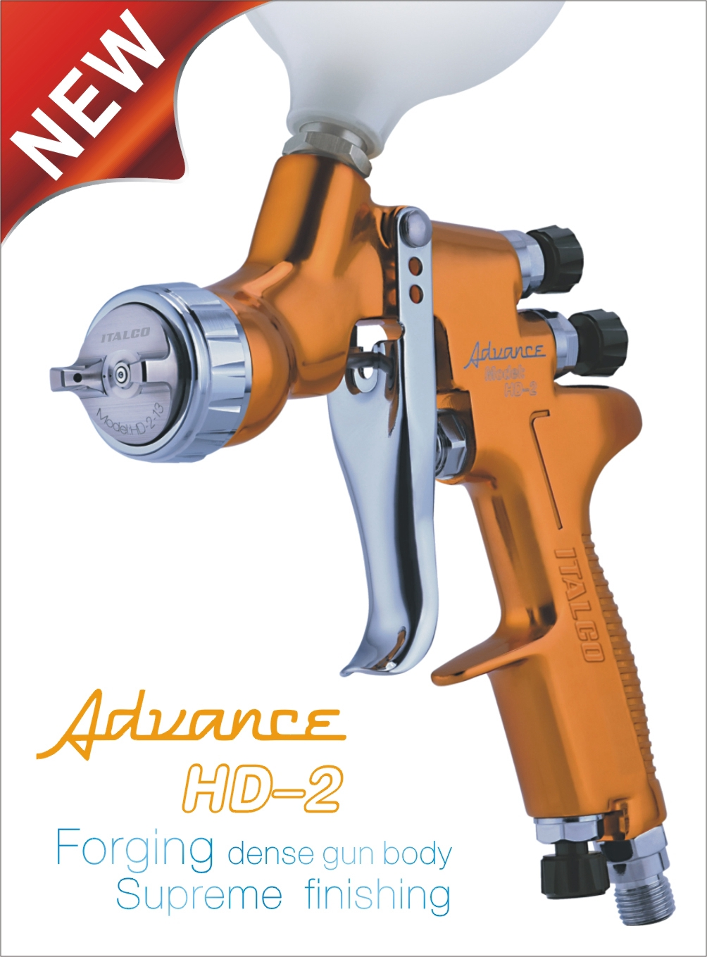 Advance-Hd  噴槍